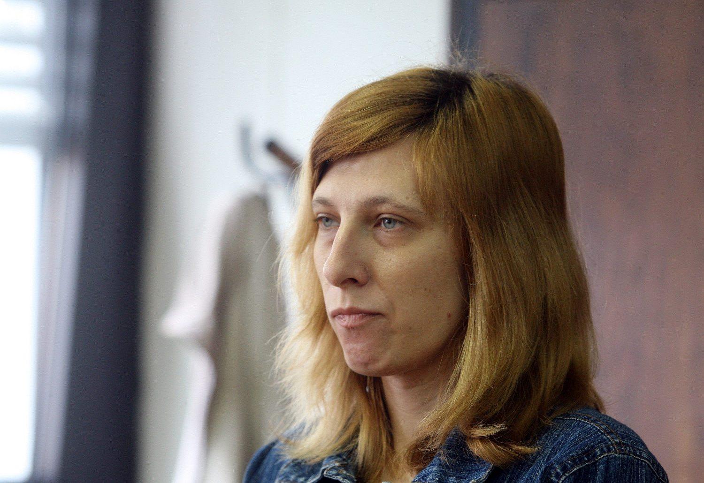 Slađana Brkić tijekom izricanja presude
