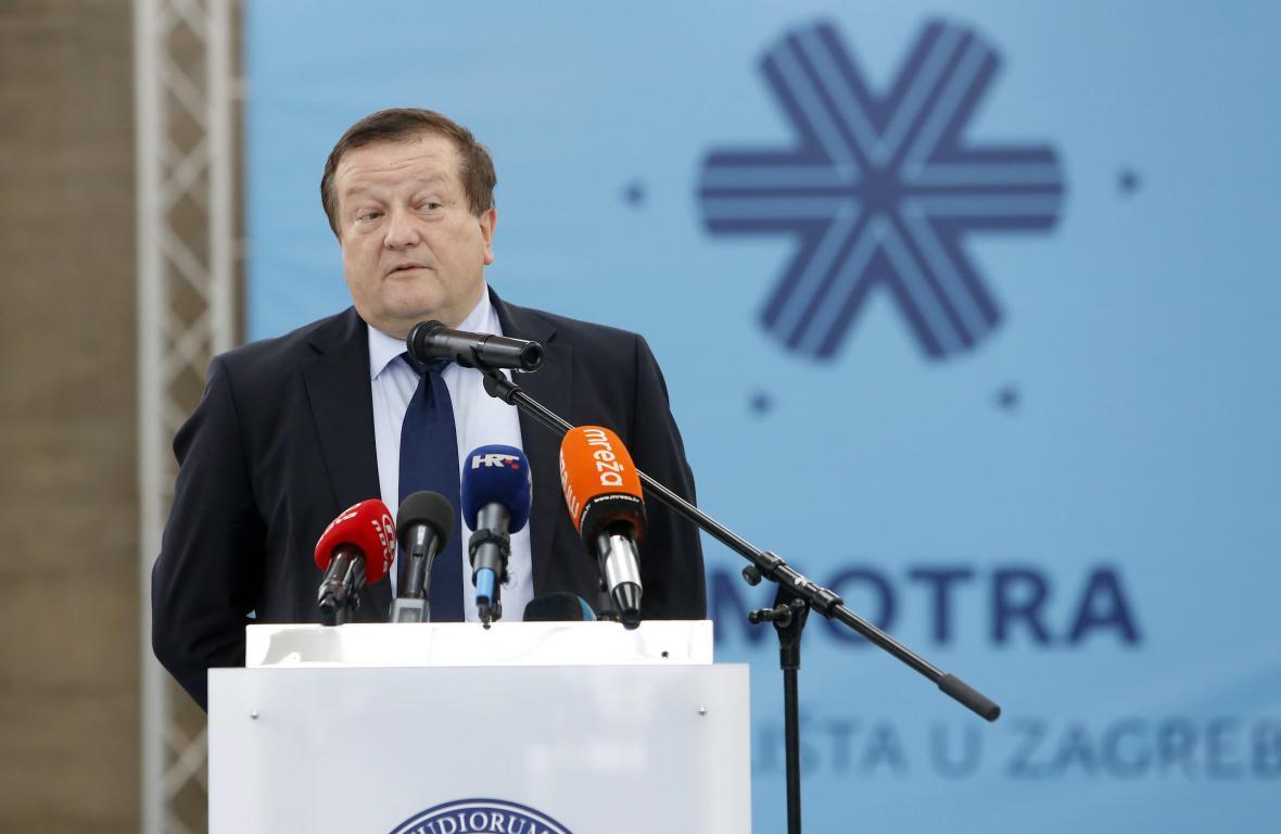 Damir Boras, rektor Sveučilišta u Zagrebu