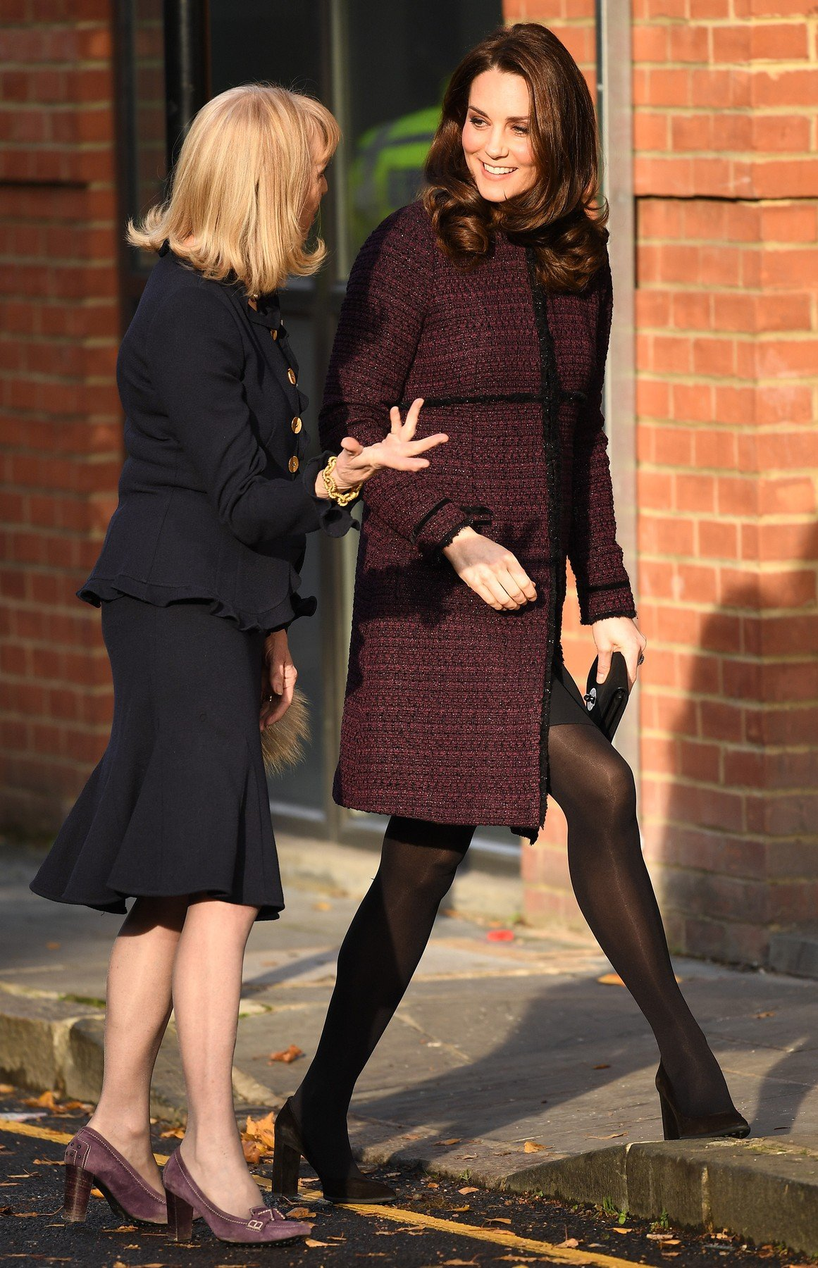 The Duchess of Cambridge attends a Community Christmas Party at the Rugby Portobello Trust, London, UK, on the 12th December 2017. 12 Dec 2017, Image: 357612261, License: Rights-managed, Restrictions: NO United Kingdom, Model Release: no, Credit line: Profimedia, Mega Agency