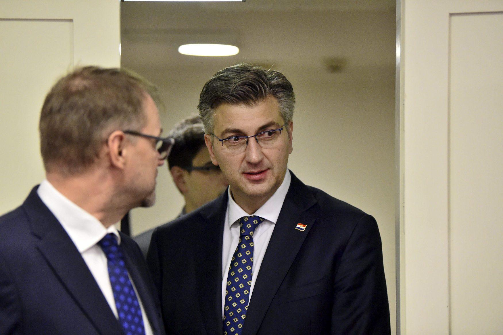 Premijer Plenković u Helsinkiju