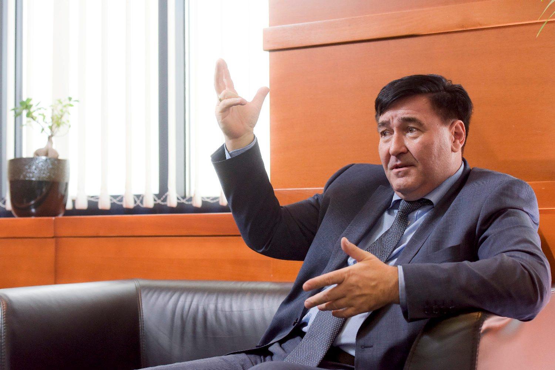 Predsjednik Uprave Ine Sandor Fasimon