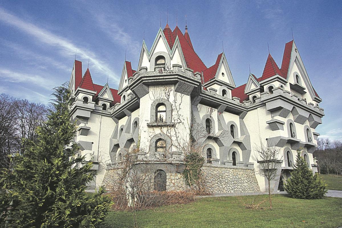 dvorac glavni