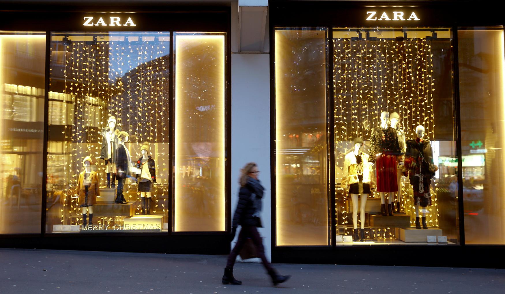 Ilustracija: Zara u Švicarskoj