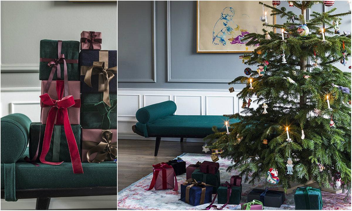 Danski dom collage