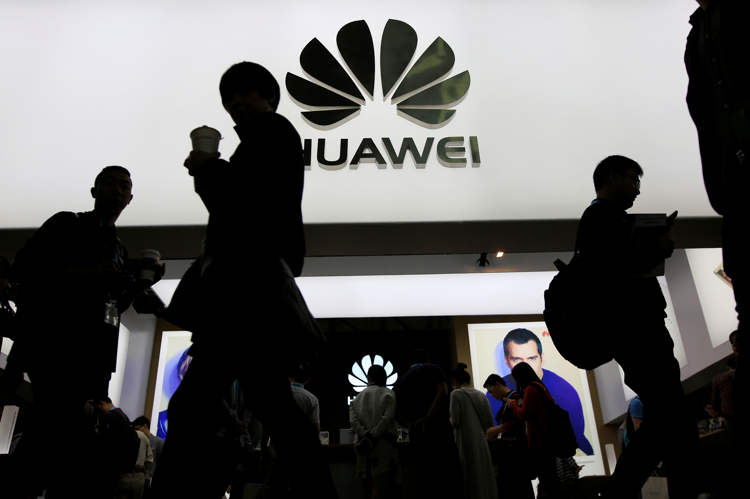 Huaweijev dućan, ilustracija