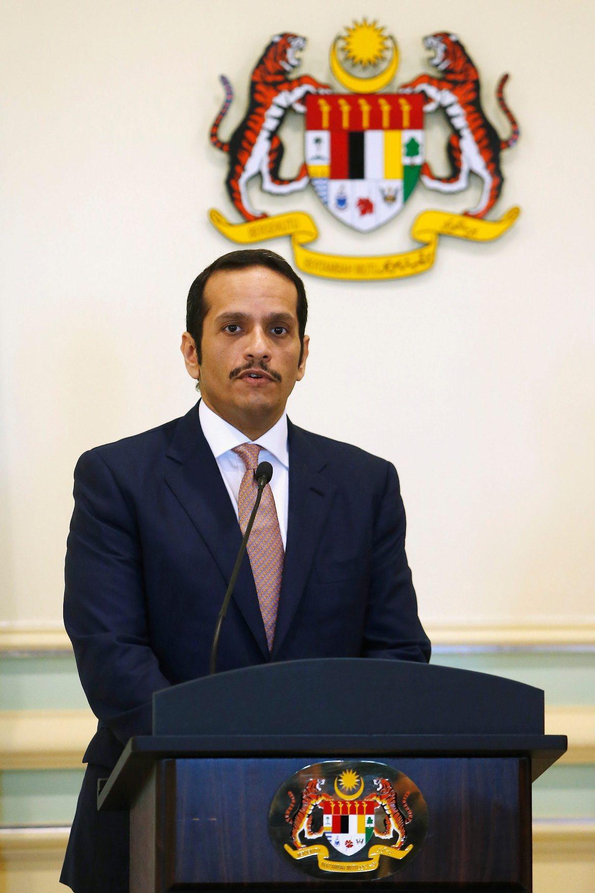 šeik Mohamed bin Abdulrahman Al-Thani, katarski ministar vanjskih poslova