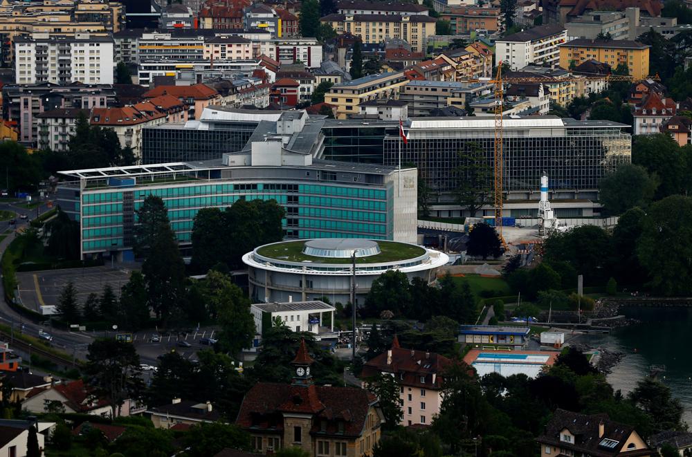 Sjedište Nestlea u Švicarskoj