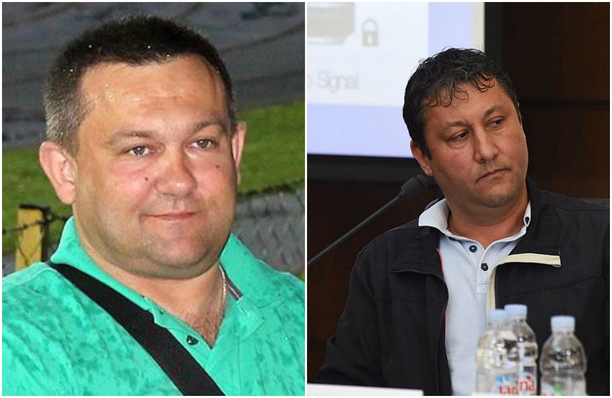 Marin Svetić i Davorin Andrijašević