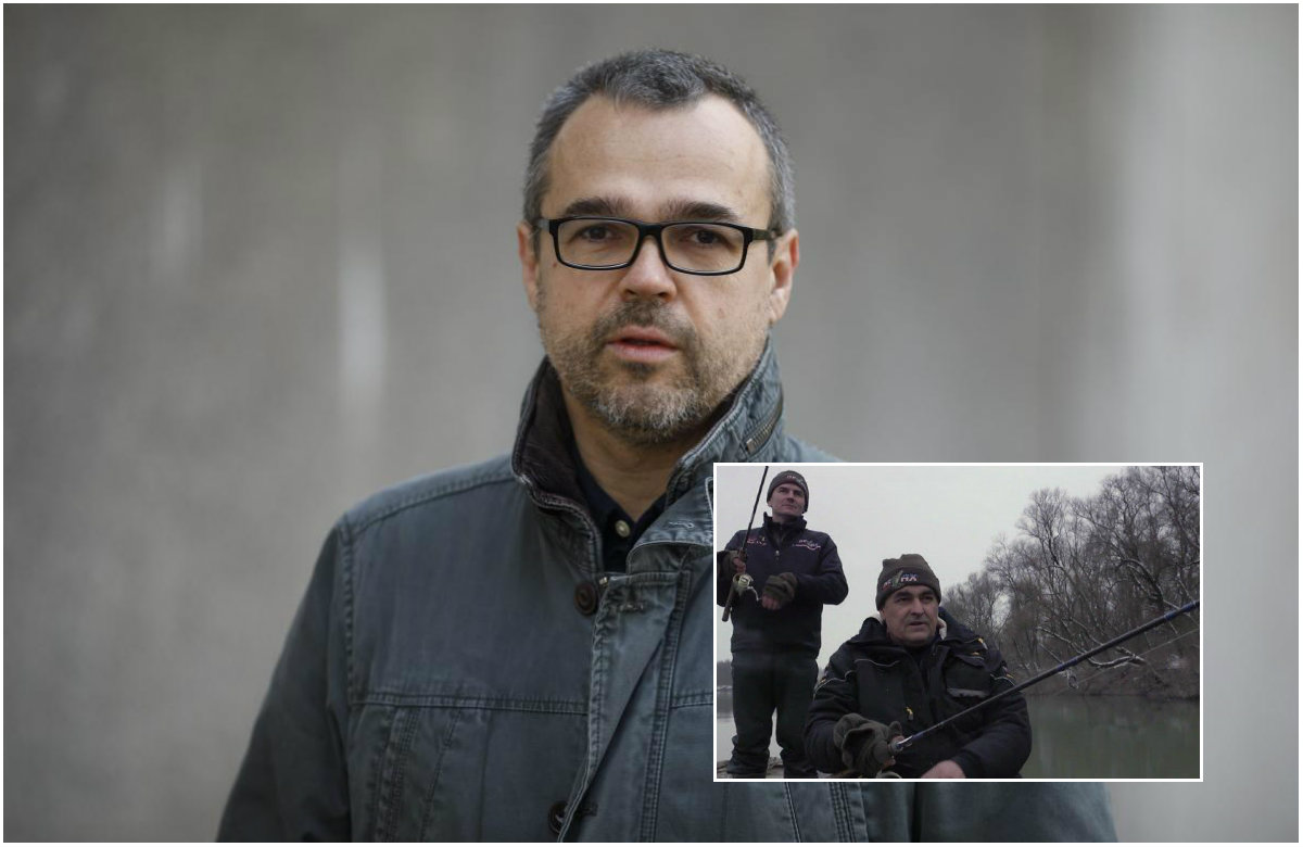 Redatelj Goran Dević i njegov film 'Na vodi'