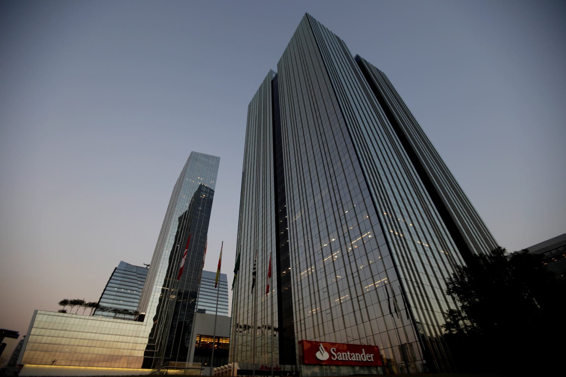 Zgrada Santander banke