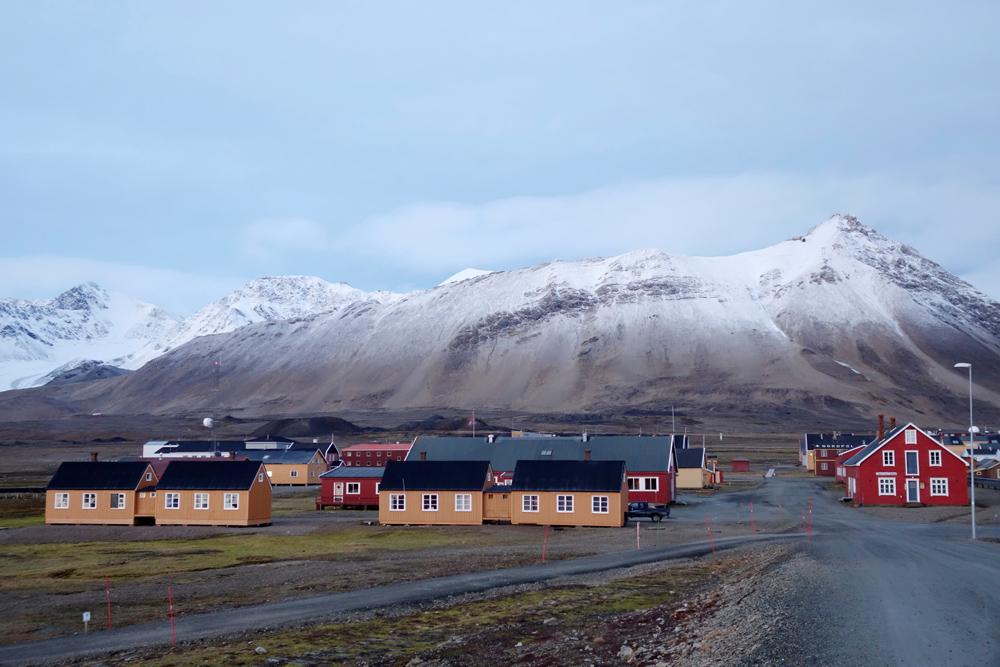 Ilustracija, Svalbard (Norveška)