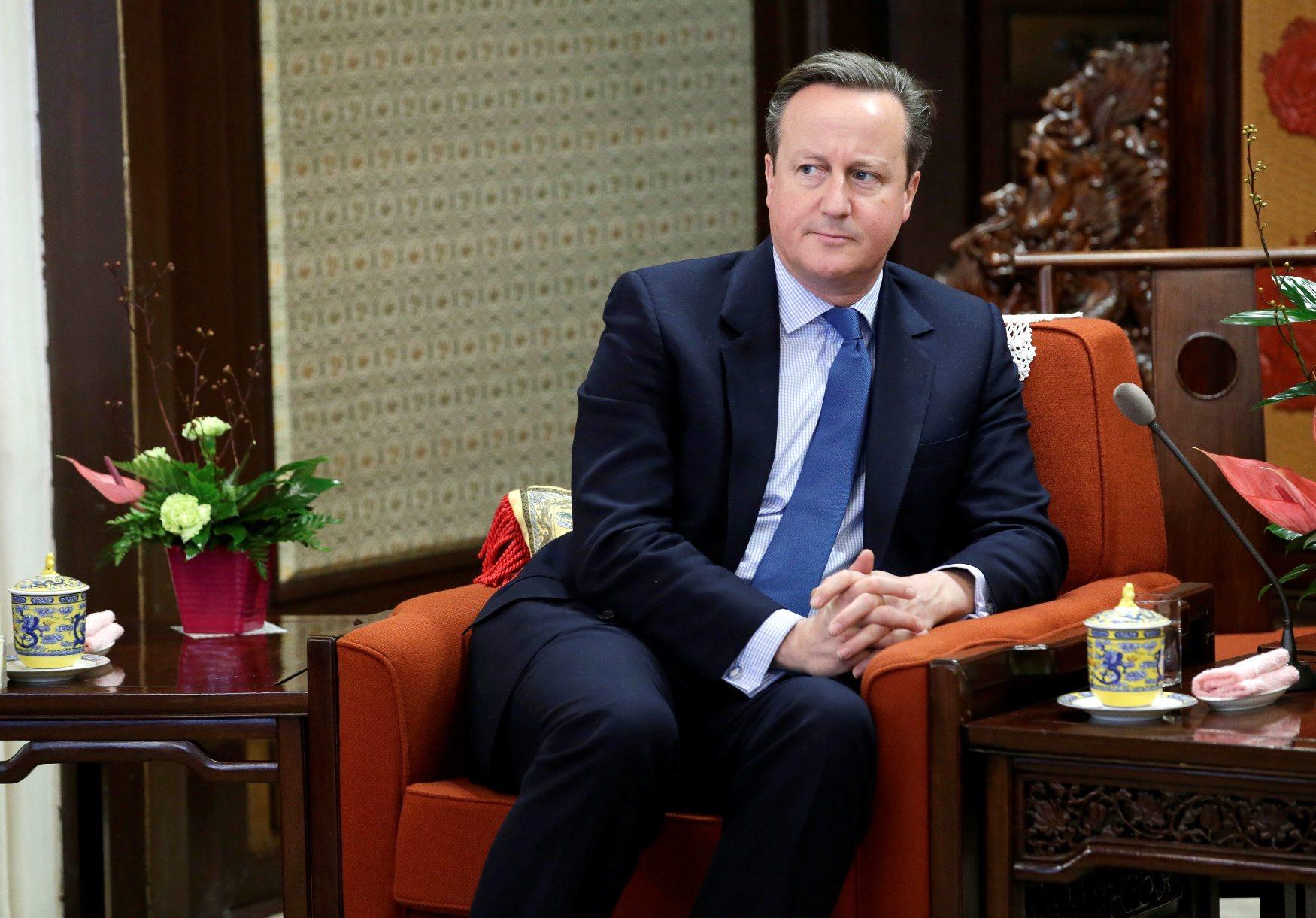 I preklanjski referendum je konzervativna vlada Davida Camerona (na fotografiji) zamislila kao močugu ucjene da bi iščupala nove privilegije. Pa ih je i ishodila