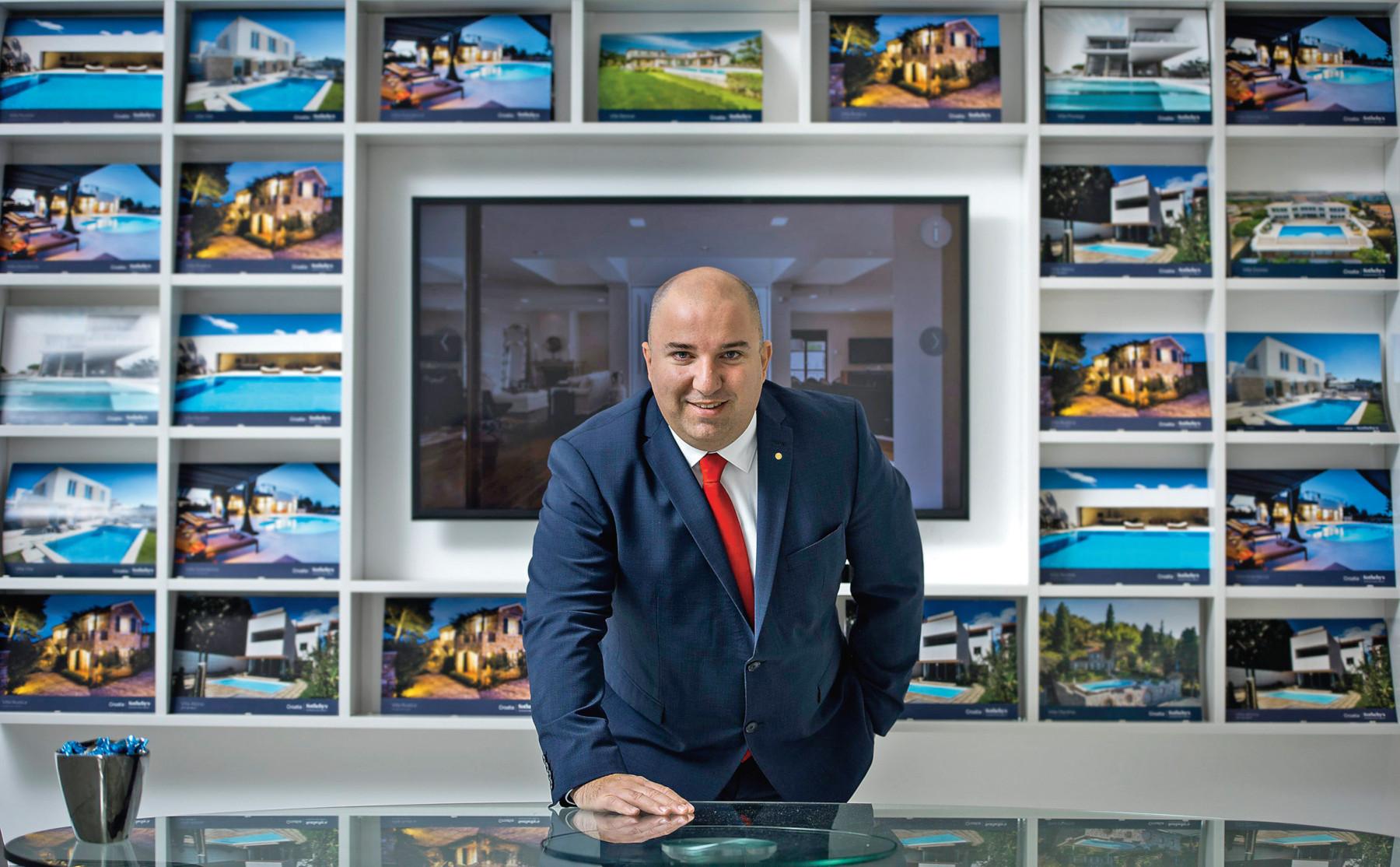 Marko Pažanin, direktor Sotheby's International Realty