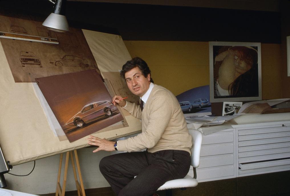 Car Designer Giorgetto Giugiaro (Photo by  Vittoriano Rastelli/CORBIS/Corbis via Getty Images)