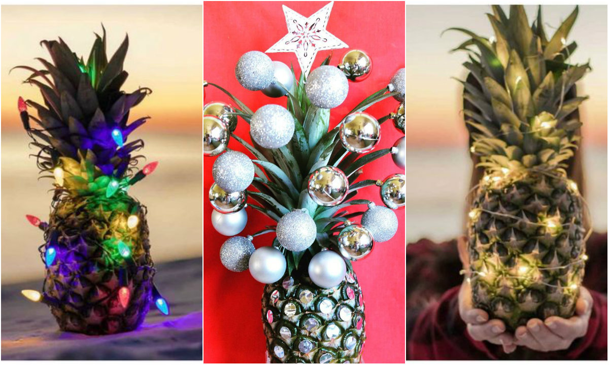 Ananas collage 1