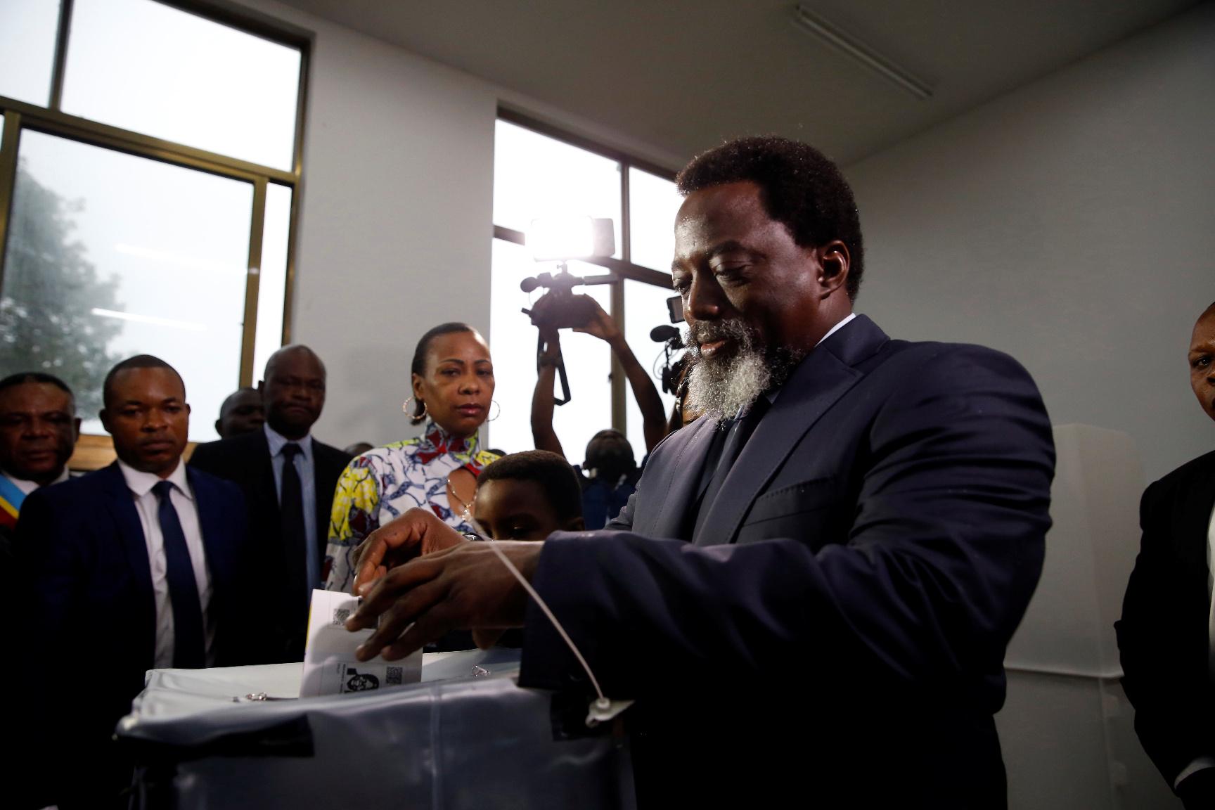 Joseph Kabila, predsjednik DR Kongo