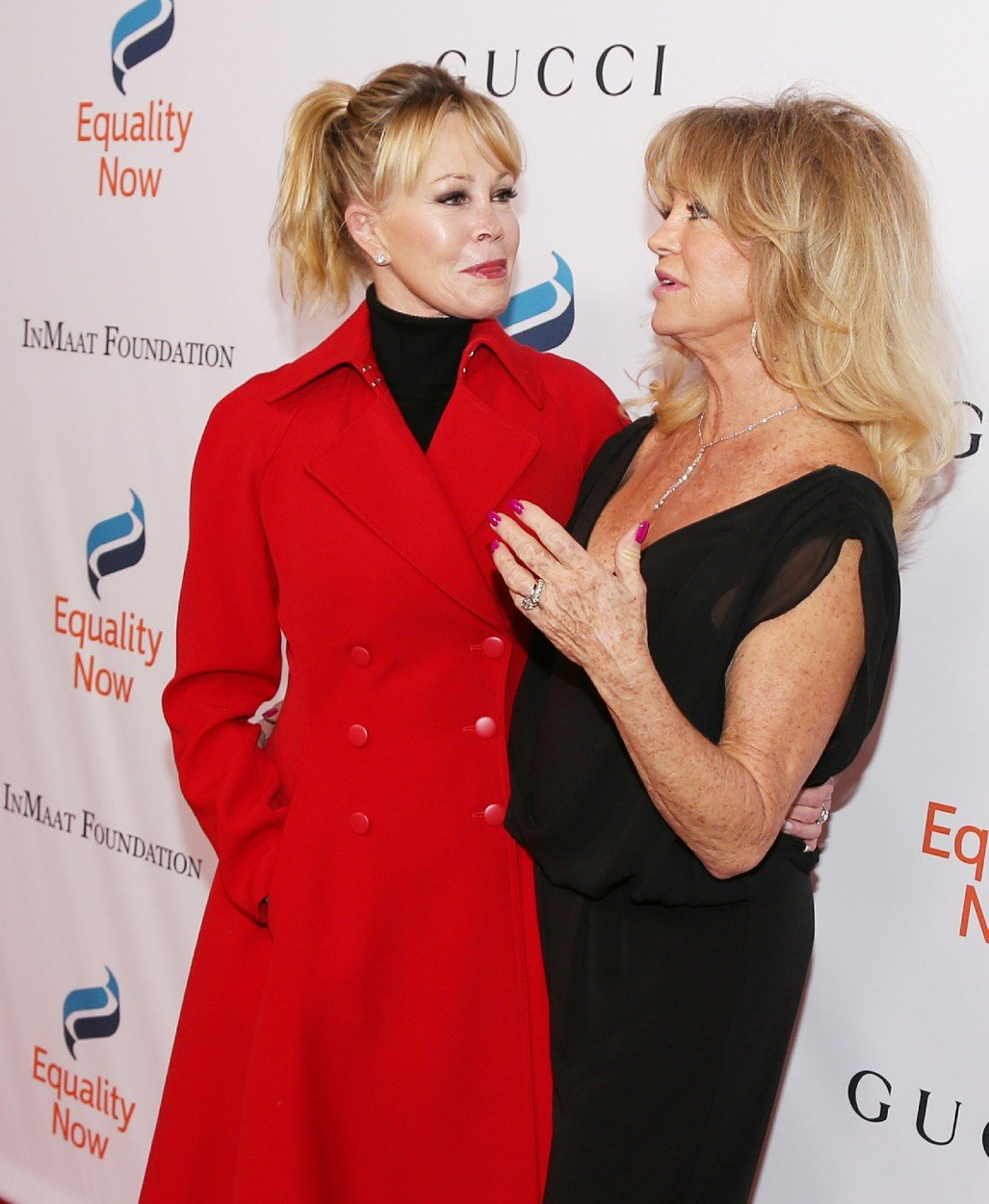 Melanie Griffith i Goldie Hawn