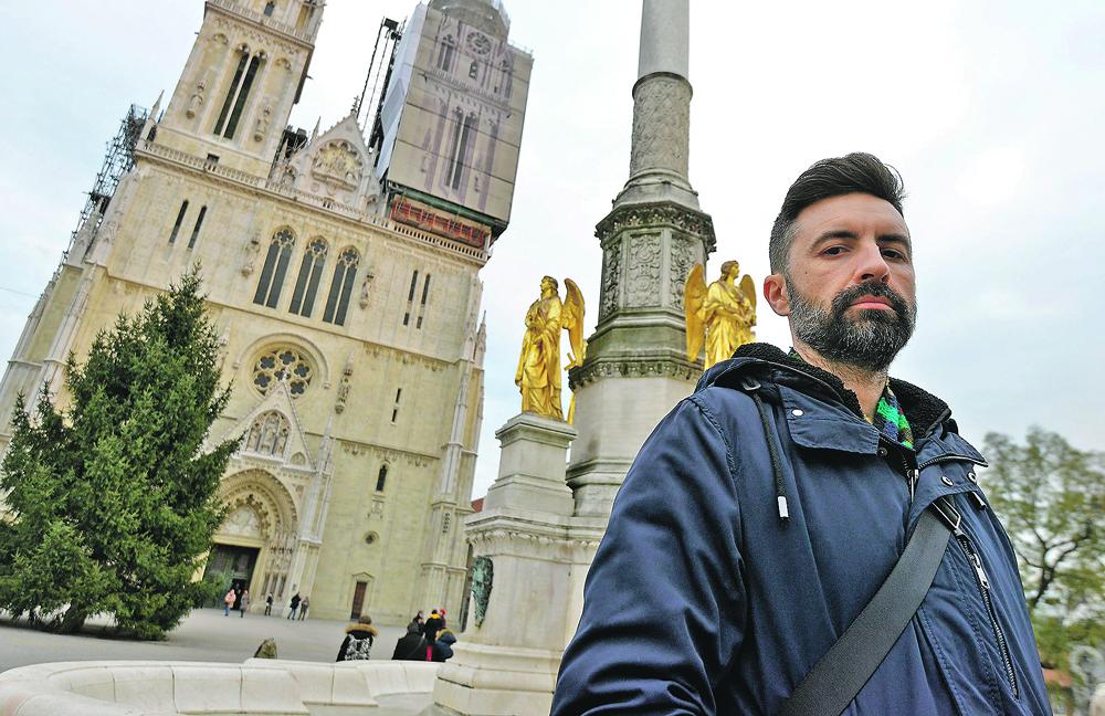 Marin Sovar je u Globusu iznio optužbe da ga je visoki crkveni dužnosnik pokušao silovati prije 15 godina