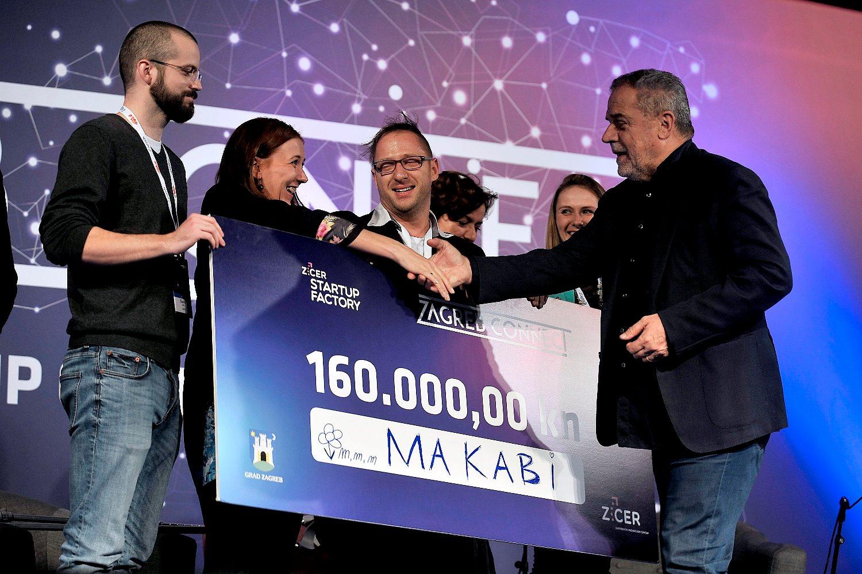 Dodjela nagrada Zagreb Connect za najbolje startup-ove