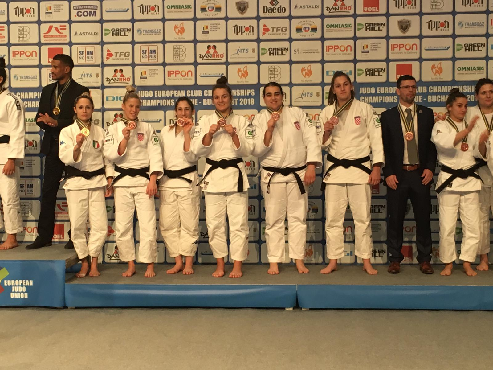 Vinkovci Liga prvaka medalja