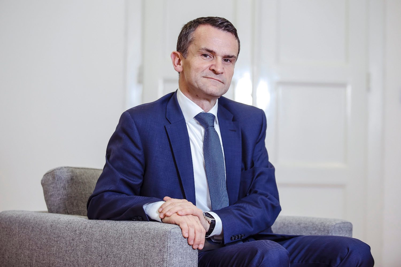 Ante Žigman, predsjednik Upravnog vijeća Hrvatske agencije za nadzor financijskih usluga