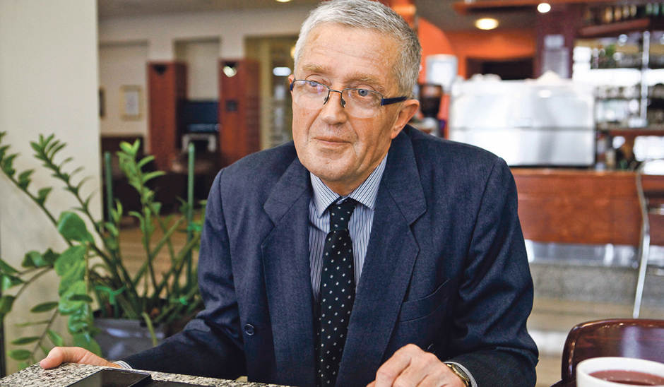 profesor strojarstva Franjo Dragičević