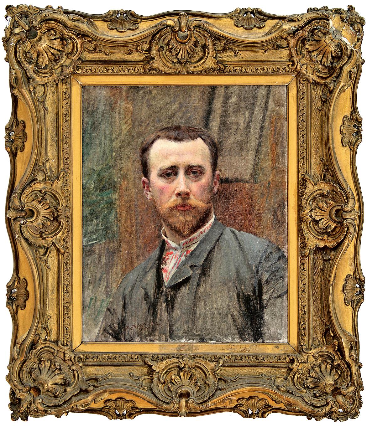 Autoportret Vlahe Bukovca