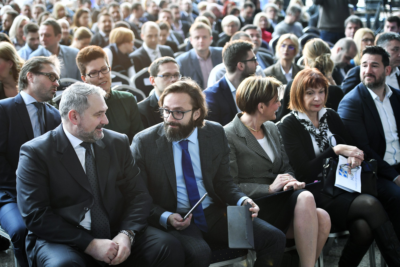Davor Majetić, Boris Drilo, Martina Dalić, Gordana Deranja, Ivan Barac