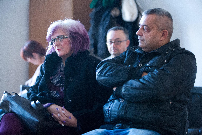 Optuženi Gordana Musa Balaz i Atila Soka