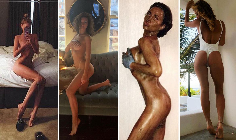 Elsa Hosk, Emily Ratajkowski, Katie Price, Nina Agdal