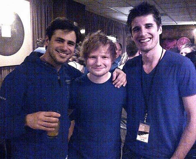 Ed Sheeran i 2 Cellos