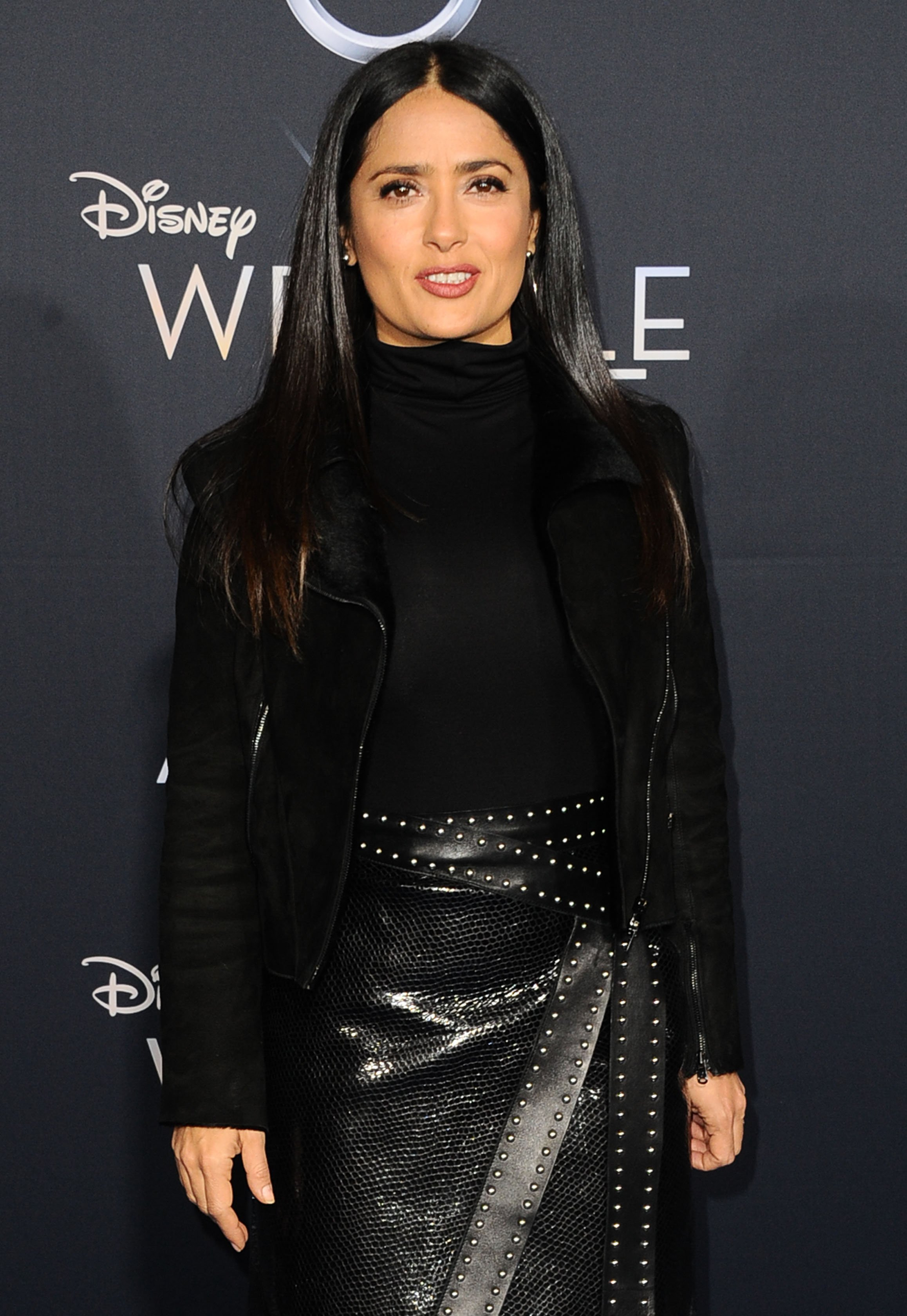 , Los Angeles, CA -20180226 -  The Los Angeles Premiere of A Wrinkle in Time  -PICTURED: Salma Hayek -, Image: 364441375, License: Rights-managed, Restrictions: , Model Release: no, Credit line: Profimedia, INSTAR Images