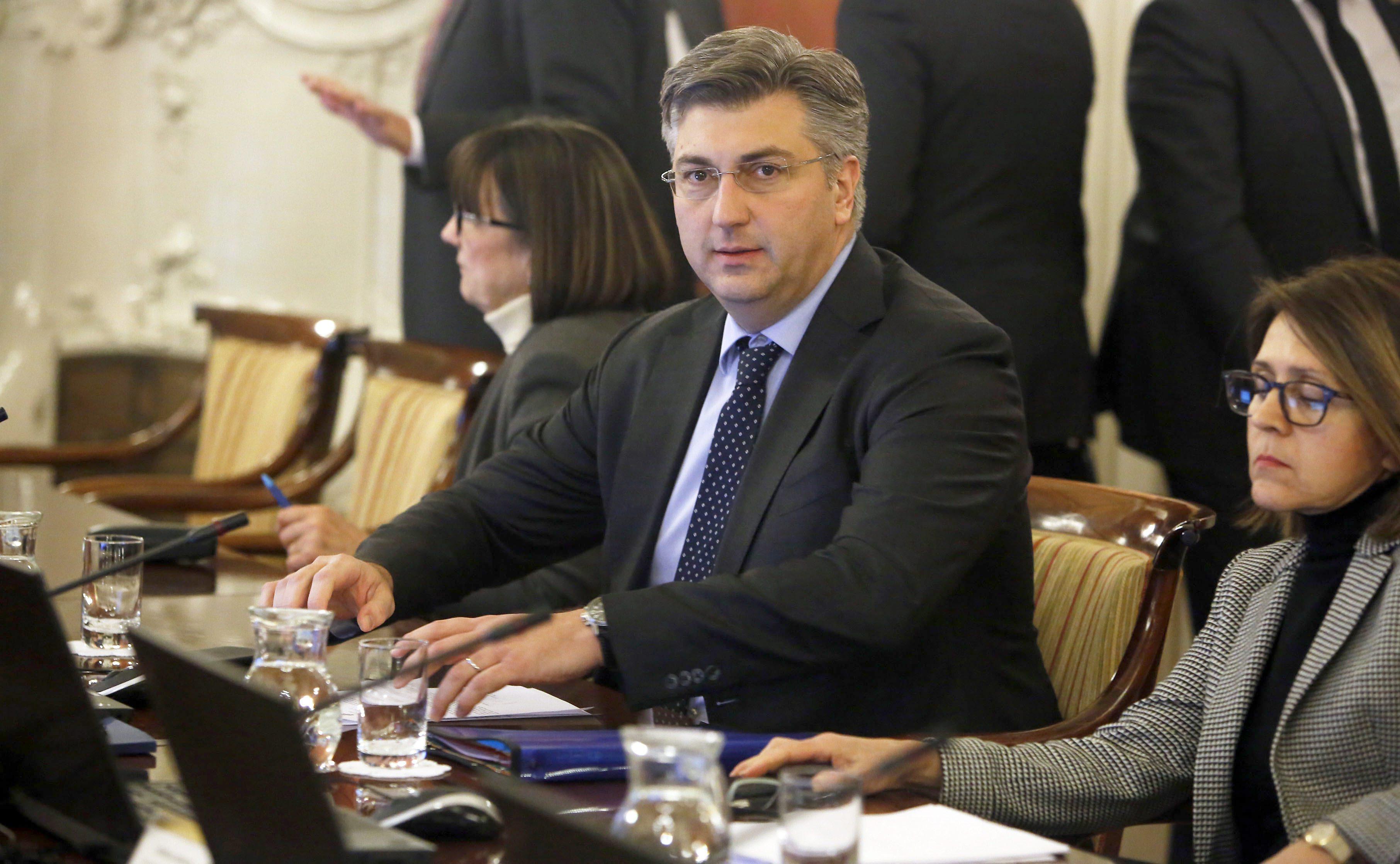 Plenković Vlada