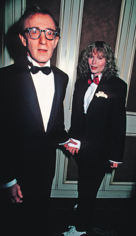 Woody Allen i Mia Farrow