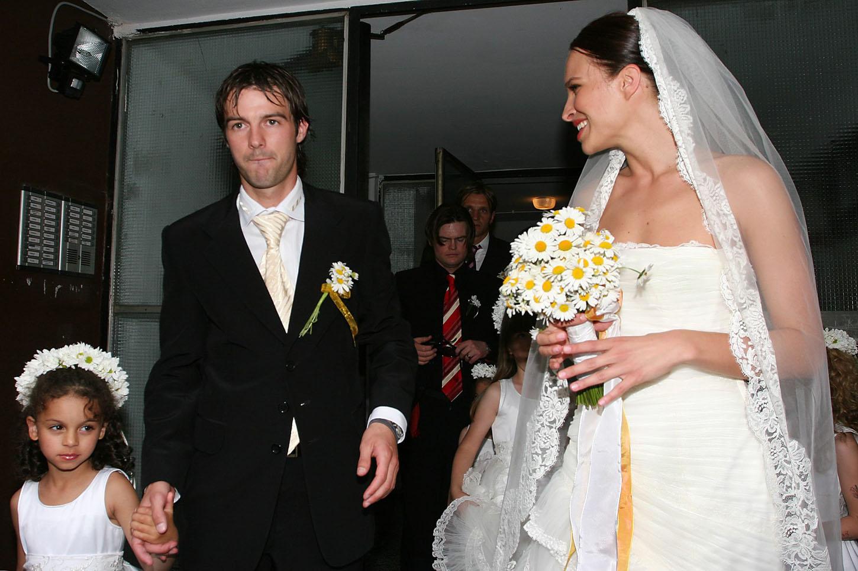zagreb 260506 vjencanje ljupka gojic i mihael mikic foto biljana gaurina -zs-