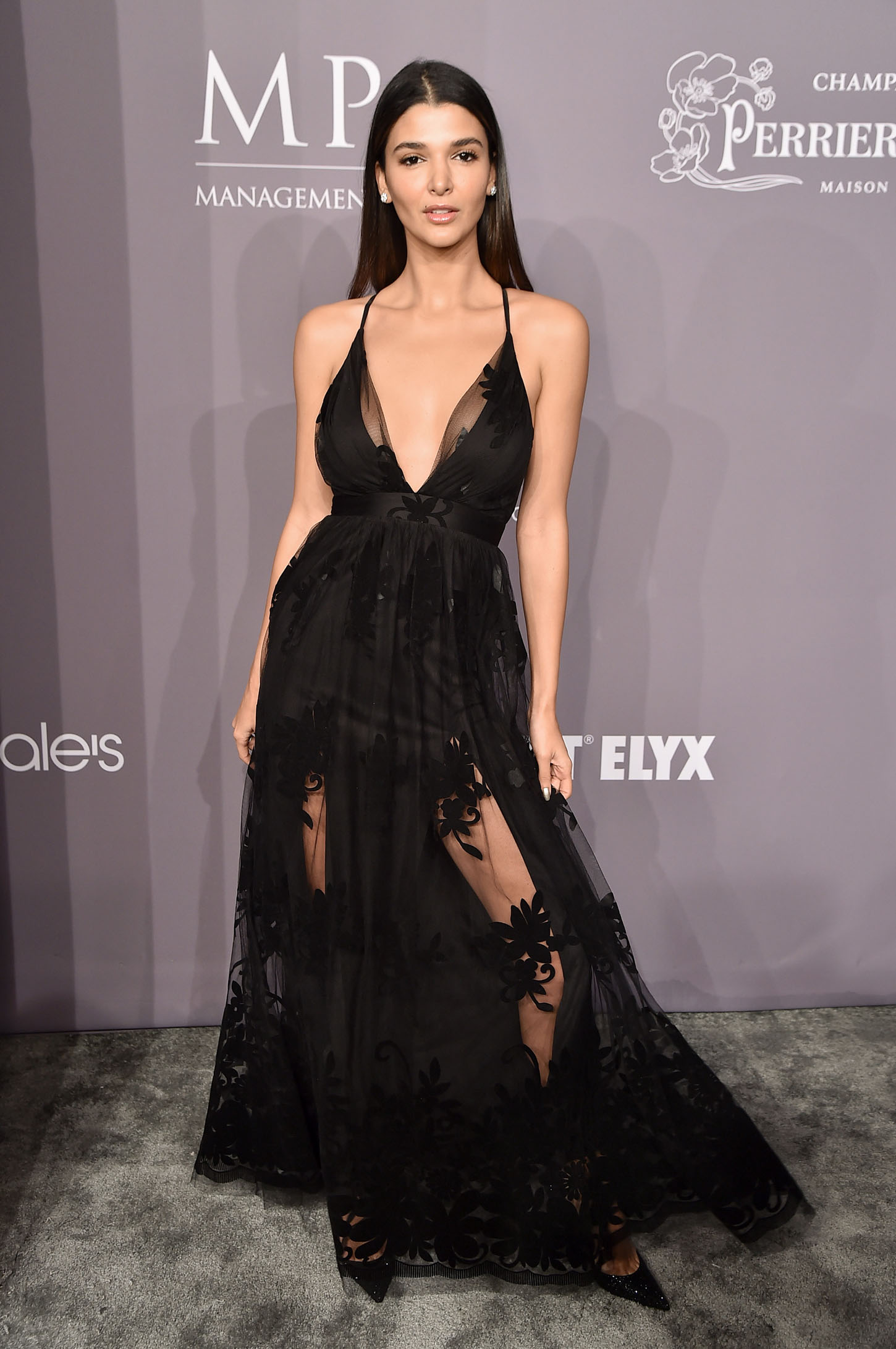 NEW YORK, NY - FEBRUARY 07:  Model Pamela Lima attends the 2018 amfAR Gala New York at Cipriani Wall Street on February 7, 2018 in New York City.  (Photo by Theo Wargo/Getty Images)