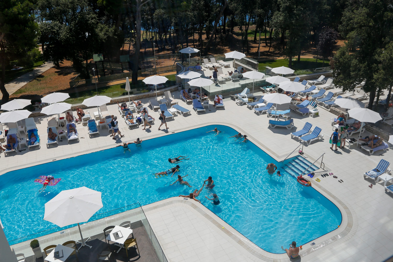 Hotel Park Plaza Arena u Puli
