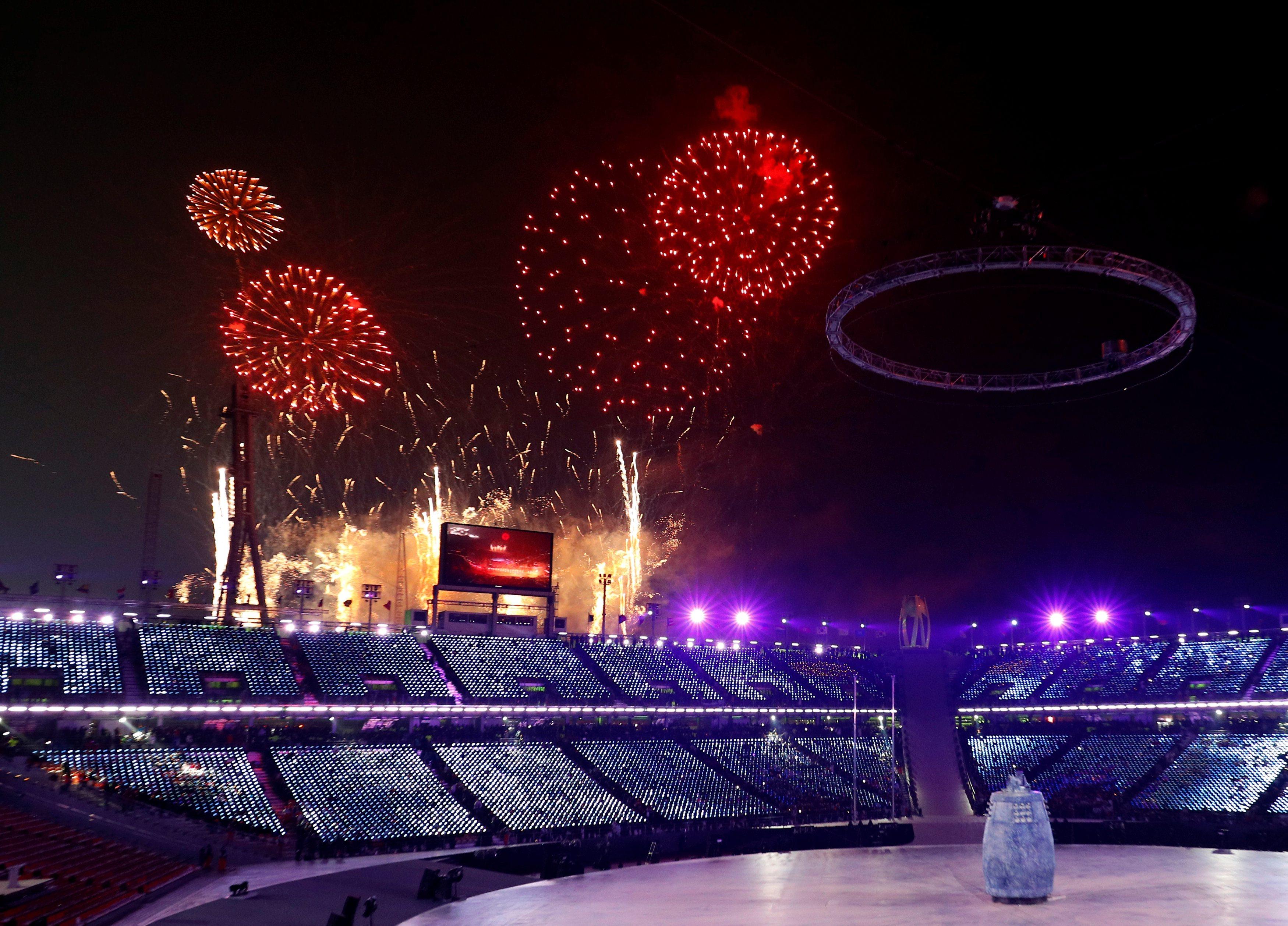 Otvaranje Olimpijskih igara u Pjongčangu
