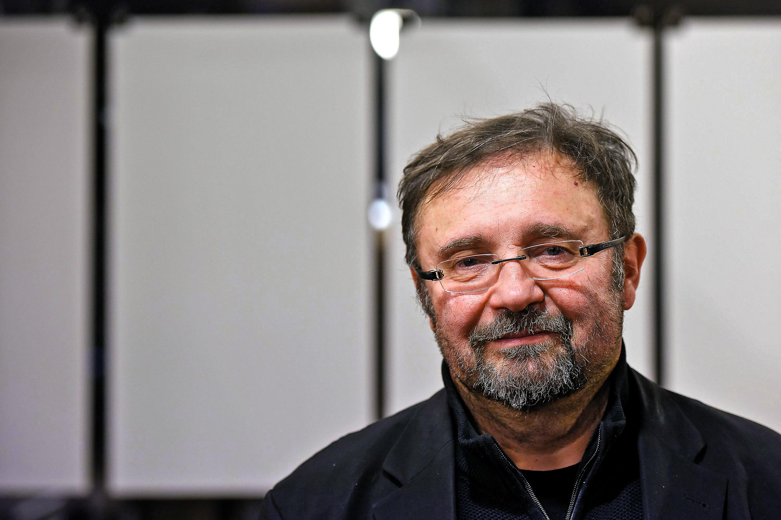 Pisac Zoran Ferić, autor 'Smrti djevojčice s žigicama'