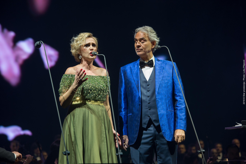 Andrea Bocelli  vana