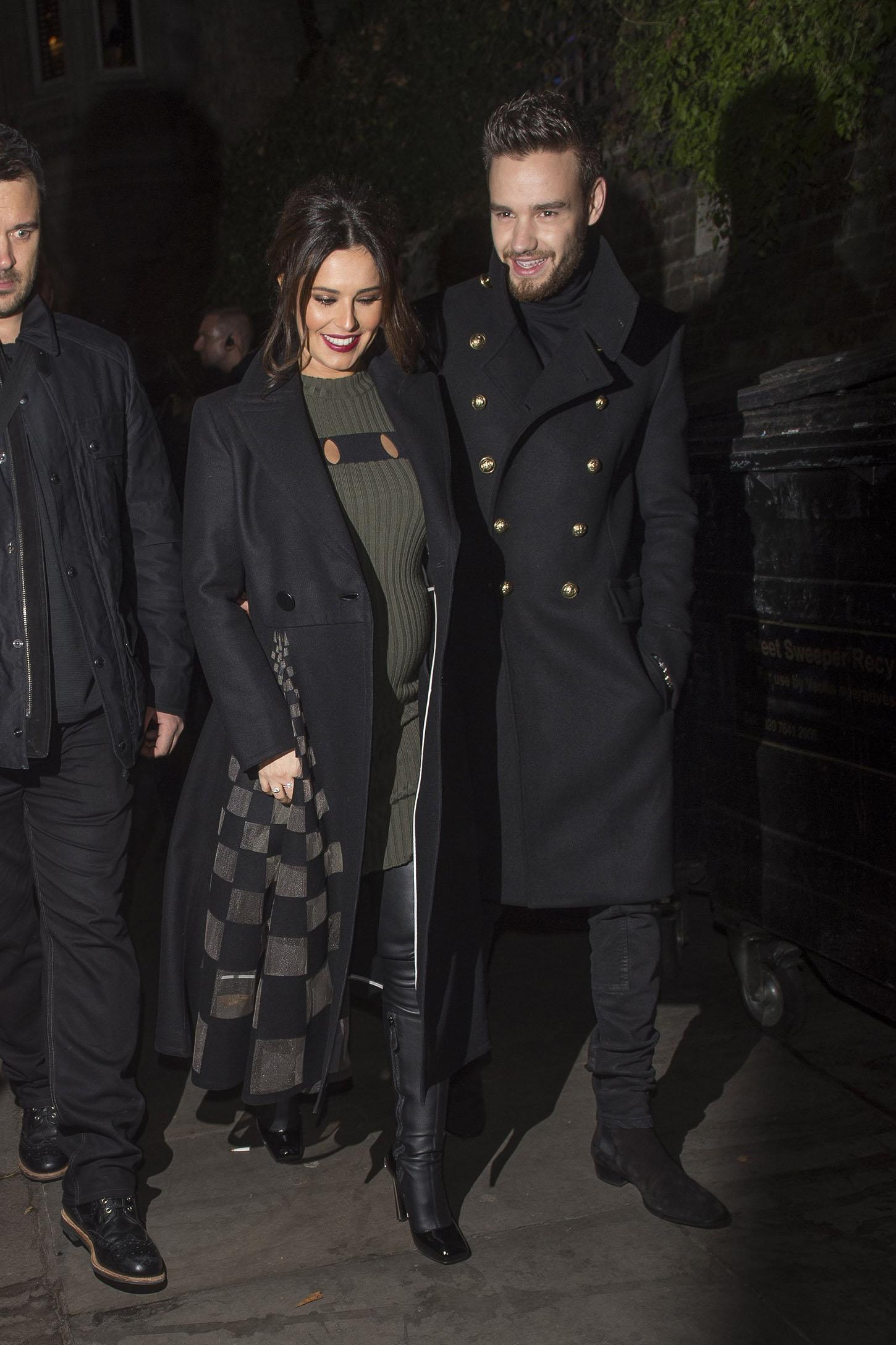 Cheryl i Liam Payne