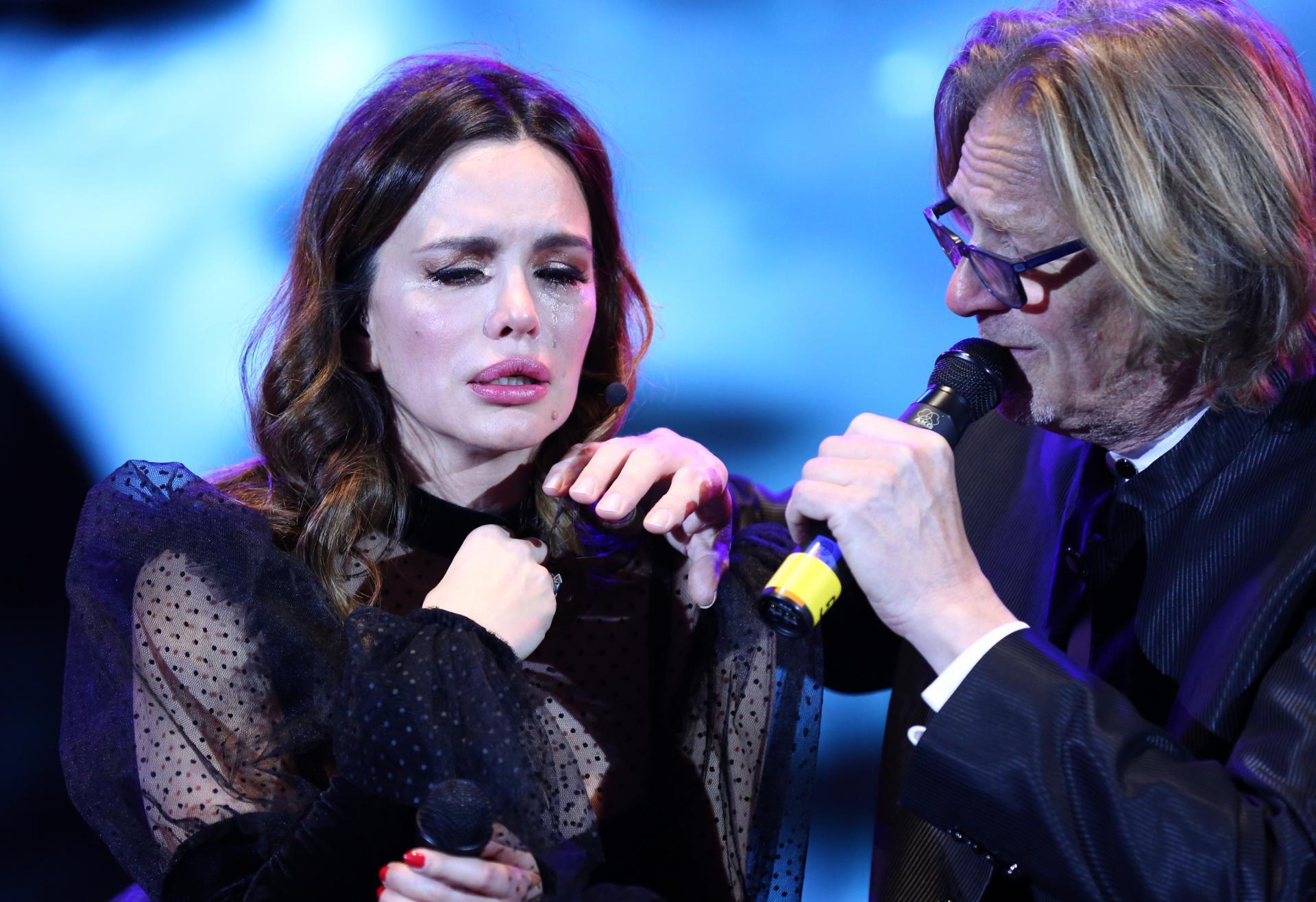 Severina i Tedi Spalato u mjuziklu 'Naša bila štorija'