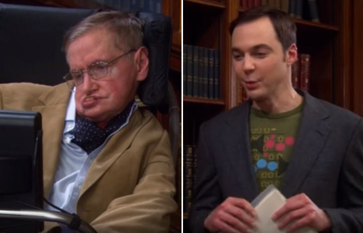 Hawking i Sheldon