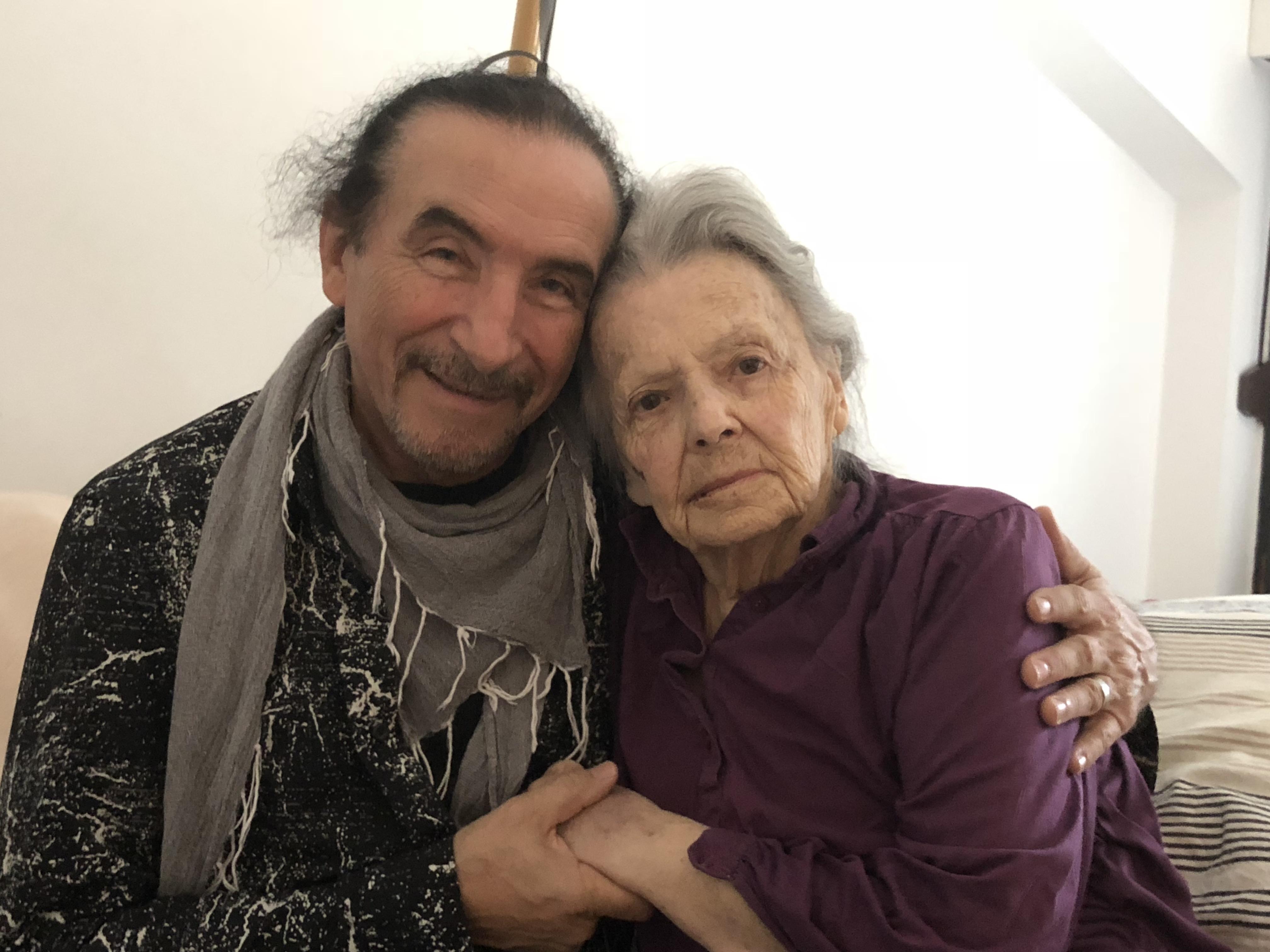 Željko Bebek i Selma Borić