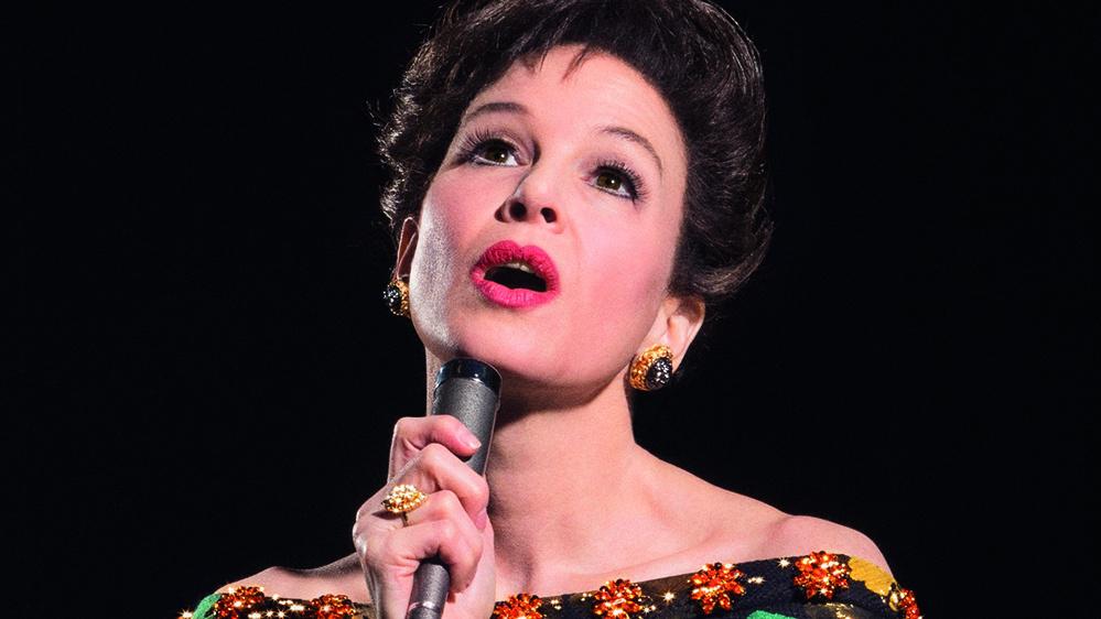 Nedavno je objavljena njezina prva fotografija sa snimanja biografskog filma o glazbenoj divi Judy Garland