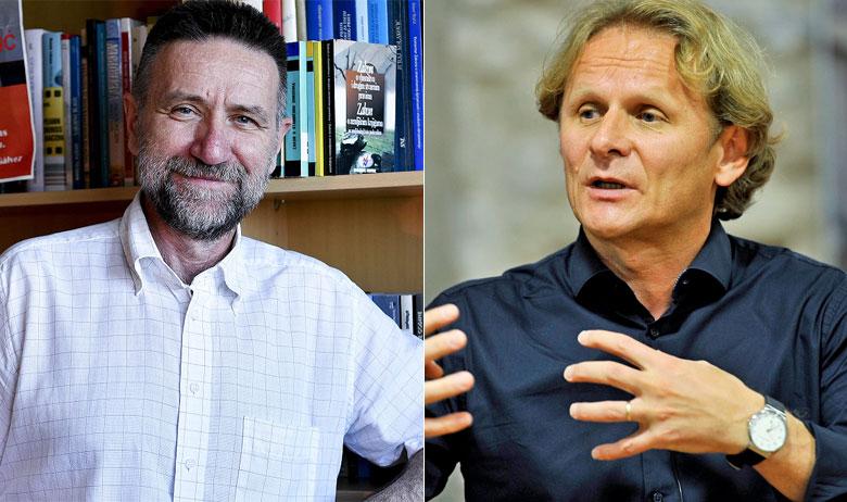 Pavo Barišić i Ivica Đikić