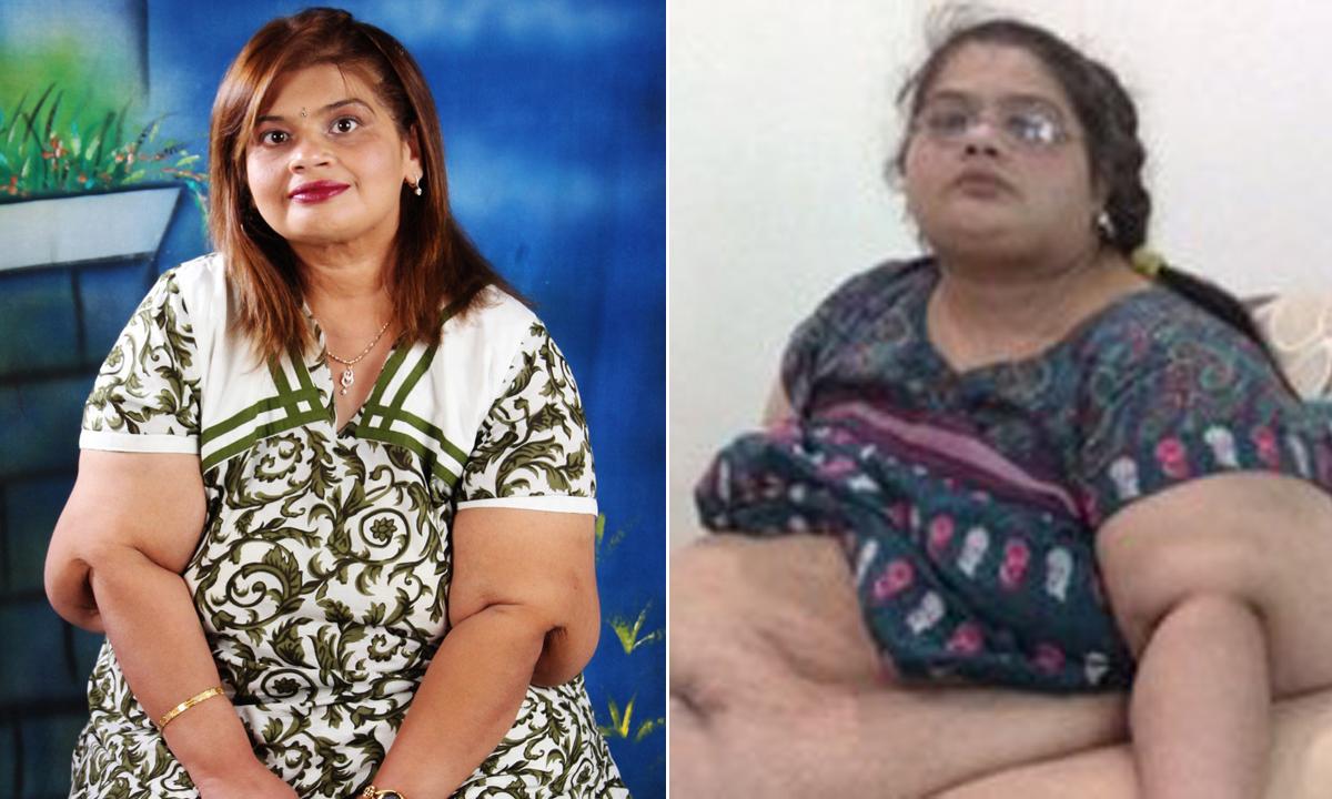 Amita Rajani danas i prije nekoliko godina