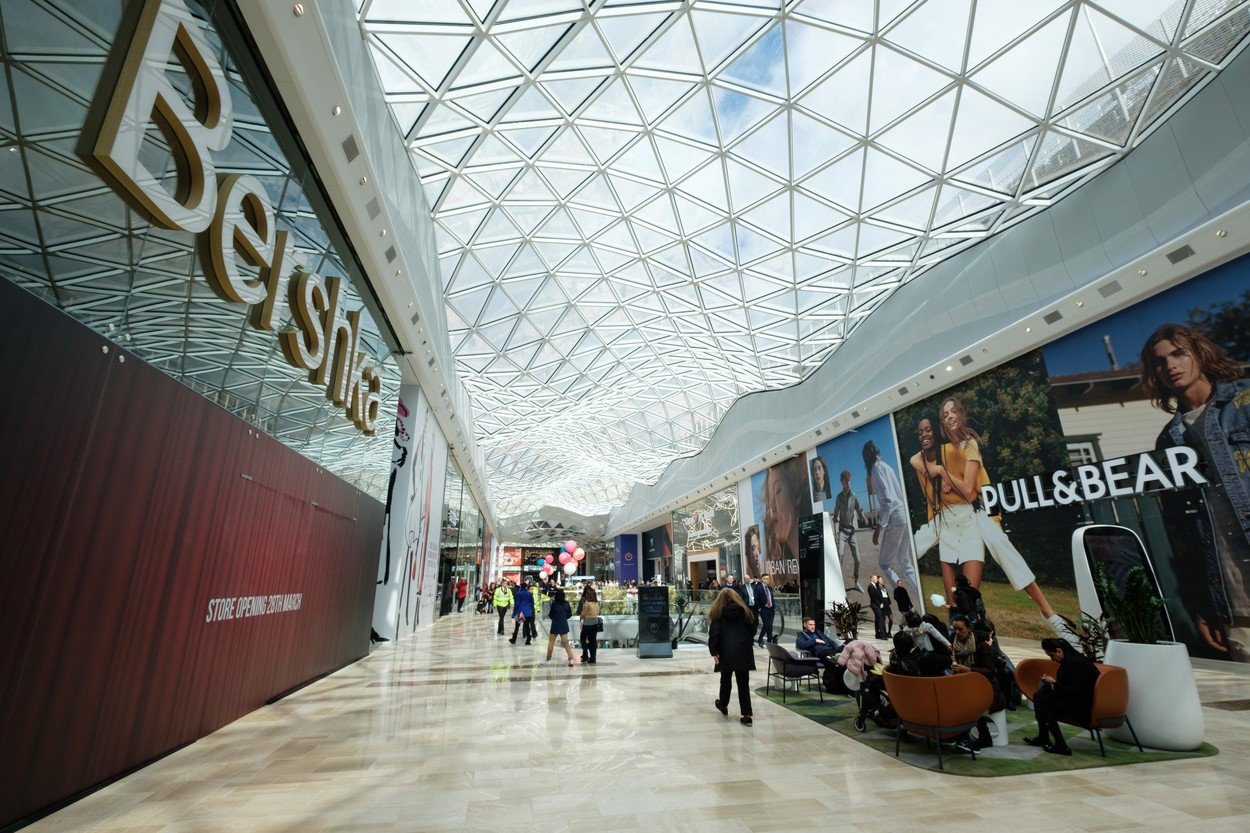 A general view of the Westfield London expansion Westfield London Expansion Opens, UK - 20 Mar 2018, Image: 366471255, License: Rights-managed, Restrictions: , Model Release: no, Credit line: Profimedia, TEMP Rex Features