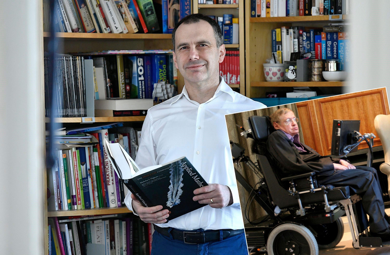 Siniša Slijepčević, Stephen Hawking