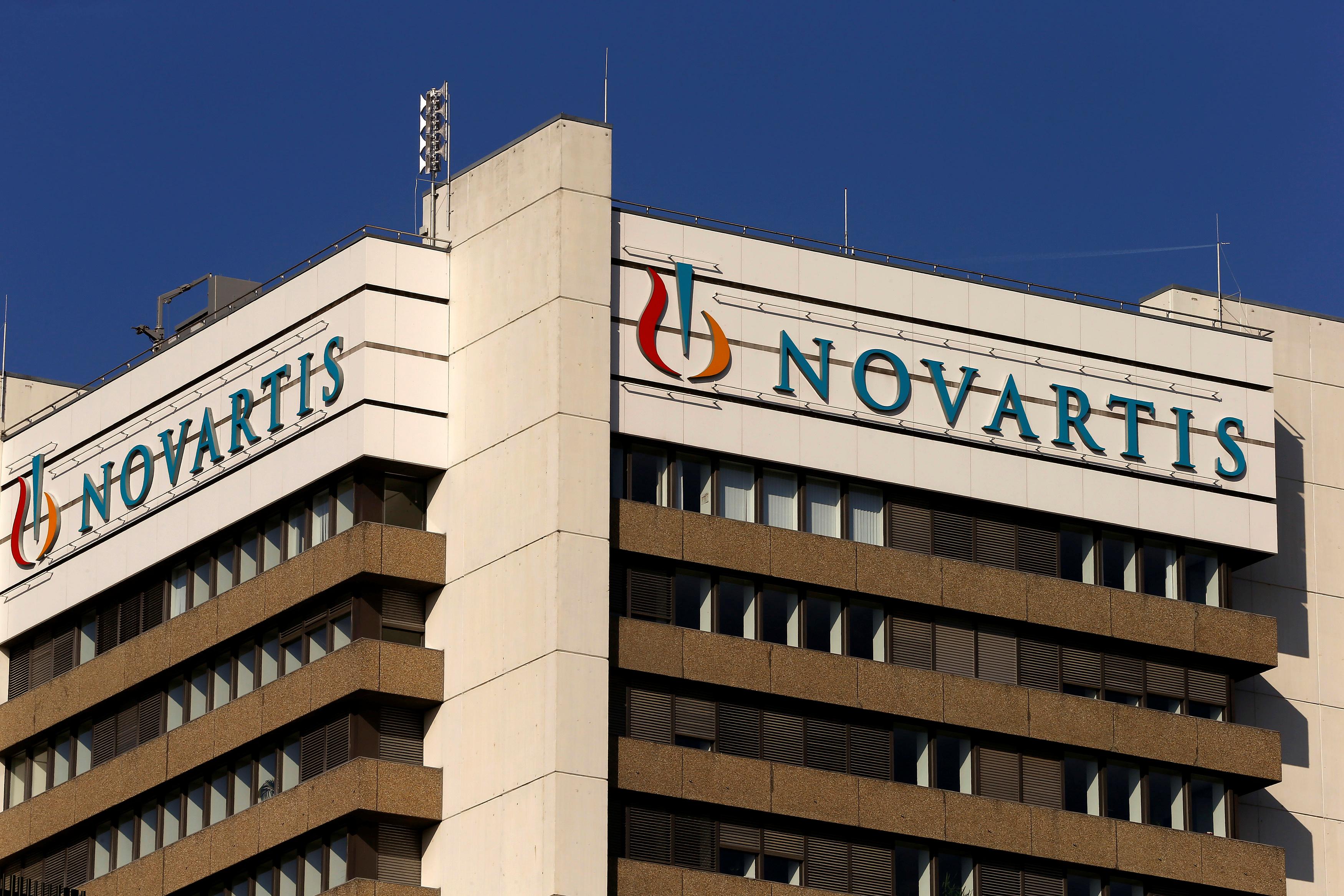 Sjedište Novartisa u Baselu